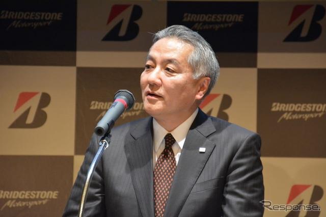 専務執行役員 石橋秀一氏