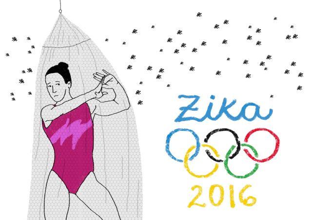 【速報!】リオオリンピック2016、開催は「非倫理的」!?ジカ熱により150人以上の専門家たちが変更や延期を要求!【ジカウィルス】